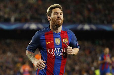 Messi lap hat-trick giup Barca de bep Man City 4-0 - Anh 4