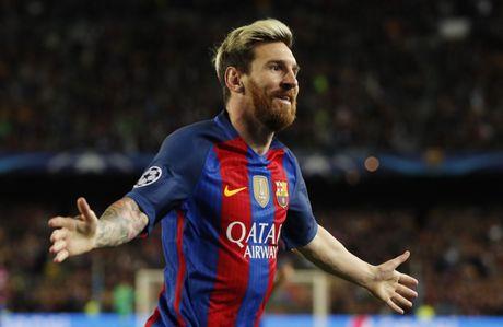Messi lap hat-trick giup Barca de bep Man City 4-0 - Anh 8