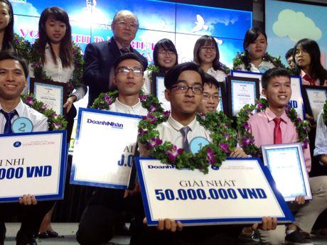 Trao giải thưởng tài năng Lương Văn Can