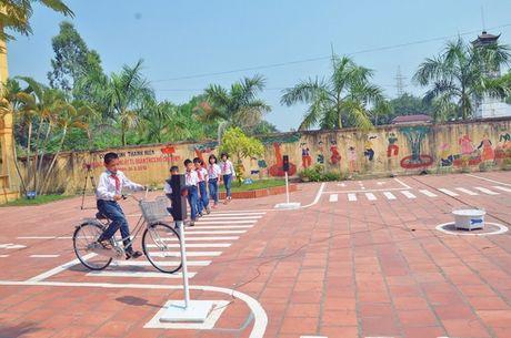 Bắc Ninh: Nhân rộng mô hình an toàn khi đến trường, về nhà