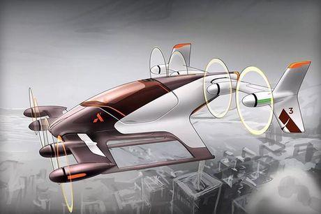 Vahana: Dự án ô tô bay 'siêu thực' của Airbus