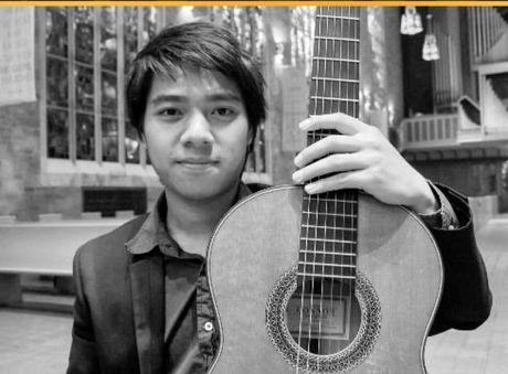 Một học sinh Hà Nội đoạt giải Nhì Liên hoan và cuộc thi guitar quốc tế
