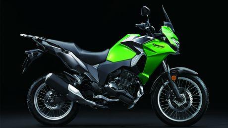 Kawasaki ra mắt xe địa hình cỡ nhỏ Versys-X 300