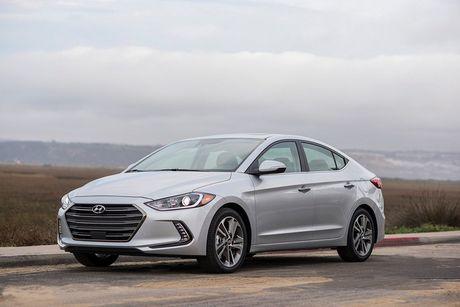 Hyundai Elantra 2018 ra mat voi trang bi tot hon - Anh 2