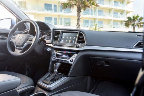 Hyundai Elantra 2018 ra mat voi trang bi tot hon - Anh 4