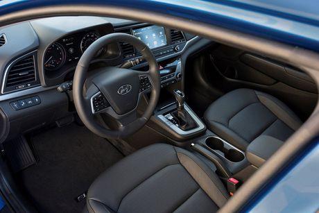 Hyundai Elantra 2018 ra mat voi trang bi tot hon - Anh 5