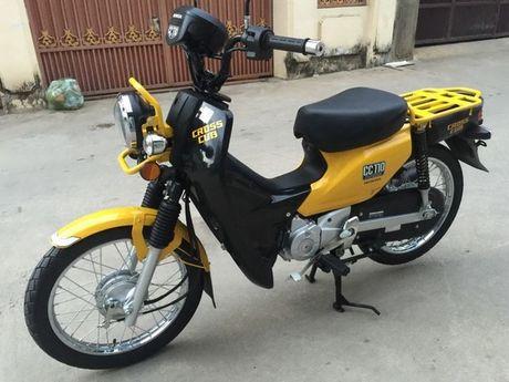 Honda Cross Cub 110 2017 bat ngo ve Viet Nam, gia tren 100 trieu - Anh 14