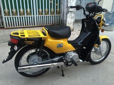 Honda Cross Cub 110 2017 bat ngo ve Viet Nam, gia tren 100 trieu - Anh 2