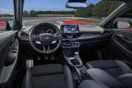 Hyundai 'tuyen chien' phan khuc the thao voi hatchback i30N - Anh 4