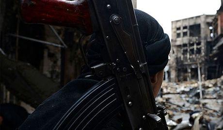 Khung bo Syria hoi dam ep buoc Tahrir Al-Sham Hay'at tan ra - Anh 1
