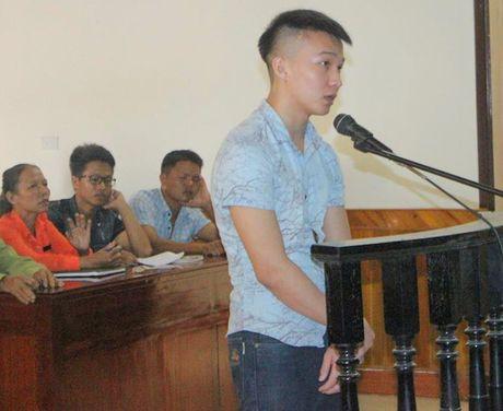 Hung thu giet ba cua ban hong cuop xe dap dien linh 18 nam tu - Anh 1