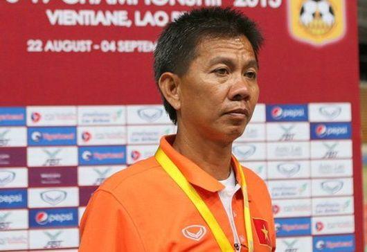 """HLV Hoàng Anh Tuấn: """"U19 VN sẽ đánh bại Thái Lan"""""""