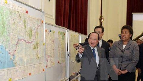 Chính phủ Campuchia yêu cầu công khai bản đồ phân giới với Việt Nam