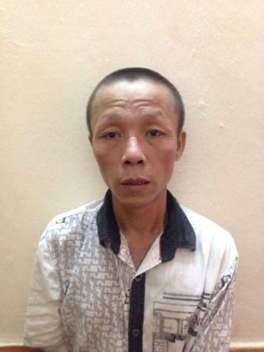 Công an phường bắt tên cướp giật iPhone