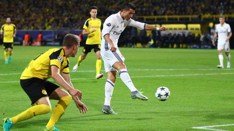 Dortmund 1-1 Real Madrid: Chủ nhà tự tin (H2)