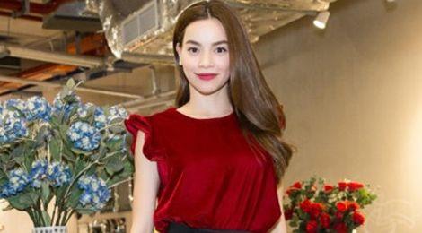 4 tông màu được lòng sao Việt nhất trong mùa thu